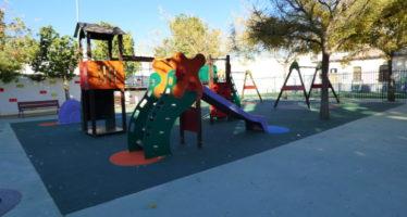 Nous jocs als parcs infantils de Pere IV i del Xalet de les Boles d'Ontinyent