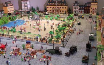 Los clics de Playmobil vuelven al Ateneo Mercantil de València