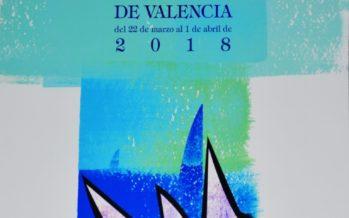 'Es vela, espina', cartel anunciador de la Semana Santa Marinera 2018