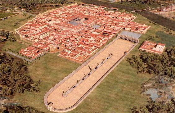 La Valentia Edetanorum durante el dominio de la Valencia Imperial.