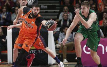 El Valencia Basket cierra a lo grande un año mágico (102-81)