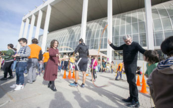 El Palau de la Música s'obri amb Feretes i Cançonetes a persones refugiades