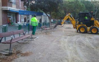 El parque de la calle Joaquín Dualde de València será accesible