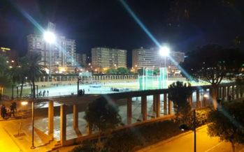 L'Ajuntament millora l'Estadi del Túria en el Tram III de l'antic llit del riu