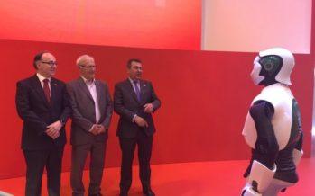 Joan Ribó promociona l'oferta turística de València en FITUR 2018