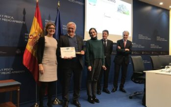 València recibe el premio Ciudad Sostenible por el Anillo Ciclista