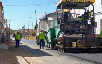 La Diputació invierte 7,1 millones en mejorar las carreteras de la Plana Utiel-Requena