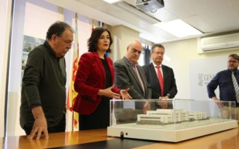 Montón presenta el nuevo Espai Sanitari Campanar – Ernest Lluch