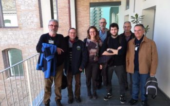 Cebrián promete agilizar la tramitación en Sierra Escalona