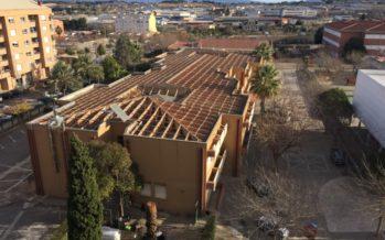 Comencen les obres de millora del CEIP Vicente Gironés d'Ontinyent
