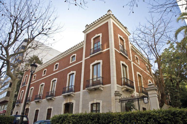 Casa de la Cultura de Gandia.