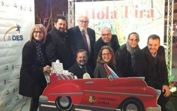 Silla celebra la seua tradicional Fira de Sant Sebastià