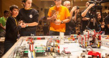 Hidraqua organiza talleres medioambientales para los equipos participantes de First Lego League
