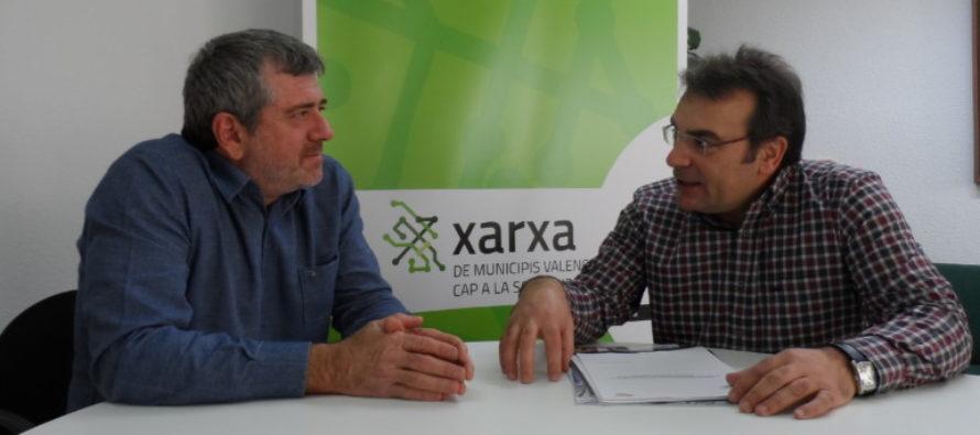 La Diputació y AVEBIOM estudian iniciativas para el aprovechamiento de la biomasa