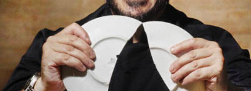 Kike Jiménez, finalista en el concurso de Chef Lactalis de Madrid Fusión