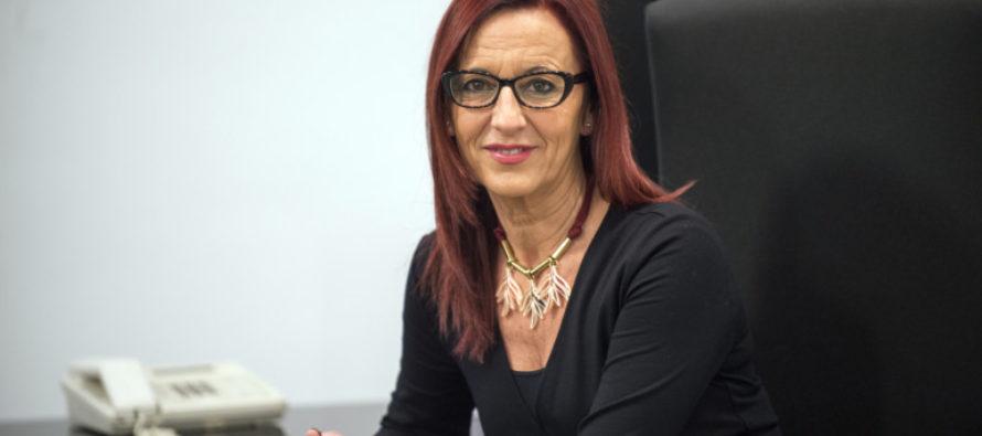 """Maria Josep Amigó respon al president de la Diputació d'Alacant: """"Que escolte els tribunals"""""""