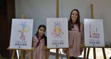 Patrimoni de colors, quatre imatges per il•lustrar les falles de Dénia 2018