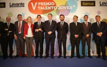 Se entregan los Premios Talento Joven CV