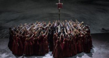 Les Arts estrena 'Peter Grimes', de Britten, obra maestra del repertorio inglés