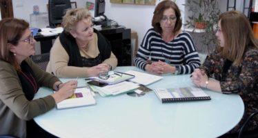 La Diputació estudia intensificar su implicación en programas de envejecimiento activo