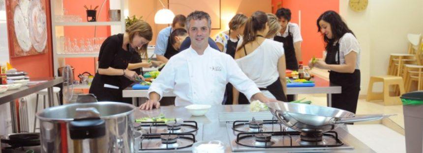 Valencia Club Cocina apuesta por la dieta equilibrada para empezar el año