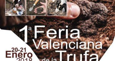 Andilla estrena Fivatruf, la primera Feria Valenciana de la Trufa