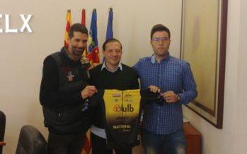 Elx recupera un club d'elit de ciclisme amb ULB Sport Natura Greatness