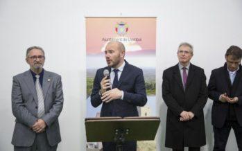 La Diputació salda un deute històric renovant les instal·lacions esportives de Llombai