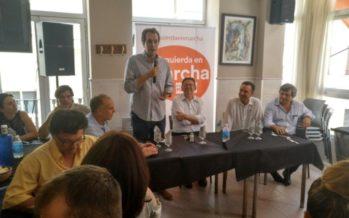 Lucas Ferrando, único candidato a liderar el PSPV de La Hoya de Buñol-Chiva