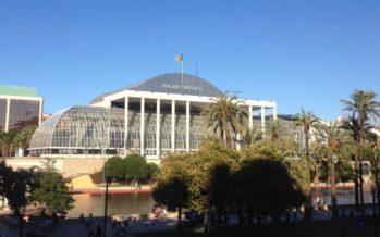 El Palau de la Música recibe la distinción de la marca Mediterranew Musix en Fitur
