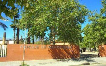 El Parc de Marxalenes serà accessible per a xiquets i xiquetes amb diversitat funcional