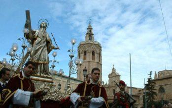 Valencia celebra San Vicente Mártir con misas solemnes, procesiones y bautizos de niños