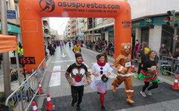 La III San Silvestre Pilareña congregó a 600 corredores