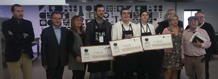 El restaurante Masía La Torre gana el I Concurso Gastronómico Valenciano de la Trufa