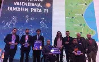 """Oltra destaca la apuesta del Consell """"por un turismo para todos"""" inclusivo y sostenible"""
