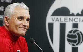 El Valencia CF viaja a Las Palmas sin Neto, Gayá ni Soler