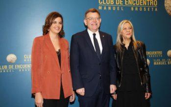 """Puig rechaza la tasa turística como solución a la infrafinanciación: """"Sería un parche"""""""