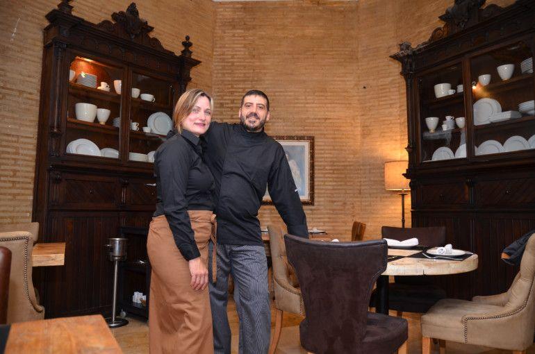Kike Jiménez y Raquel Torrijos, dispuestos a enamorar de nuevo a sus comensales en San Valentín.