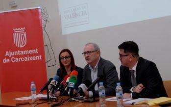 Maria Josep Amigó: «La Ribera Alta verá incrementados los recursos del nuevo SOM»