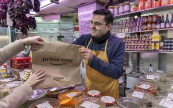 Amazon ya sirve entrega inmediata desde el Mercat Central de Valencia