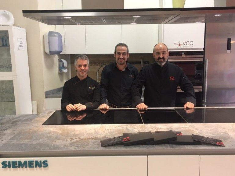 Valencia club cocina lanza la cena de los sentidos san valent n - Valencia club de cocina ...