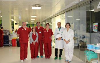 El Hospital General de València amplía la UCI con 5 camas más