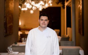 El cocinero Kiko Lázaro ficha por La Maja de Altea