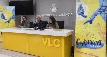 Arriba el festival de circ contemporani Contorsions a València