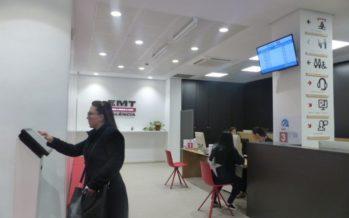 EMT renova la seua oficina d'atenció al client per facilitat l'accessibilitat