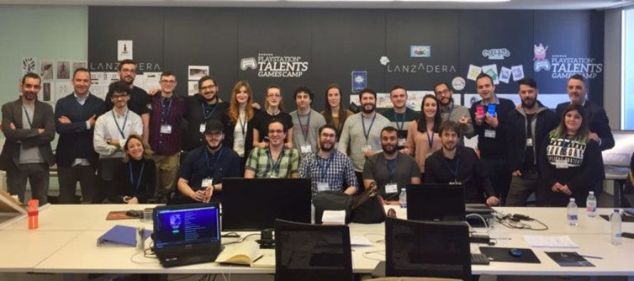Llega la II Edición de PlayStation®Talents Games Camp València