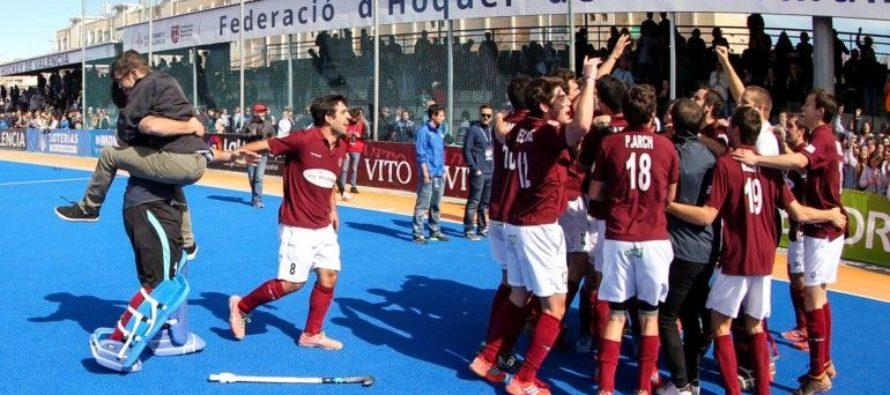 El Club Egara se proclama campeón de la Copa del Rey en València