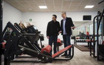 La Pobla del Duc estrena gimnàs municipal amb ajuda de la Diputació