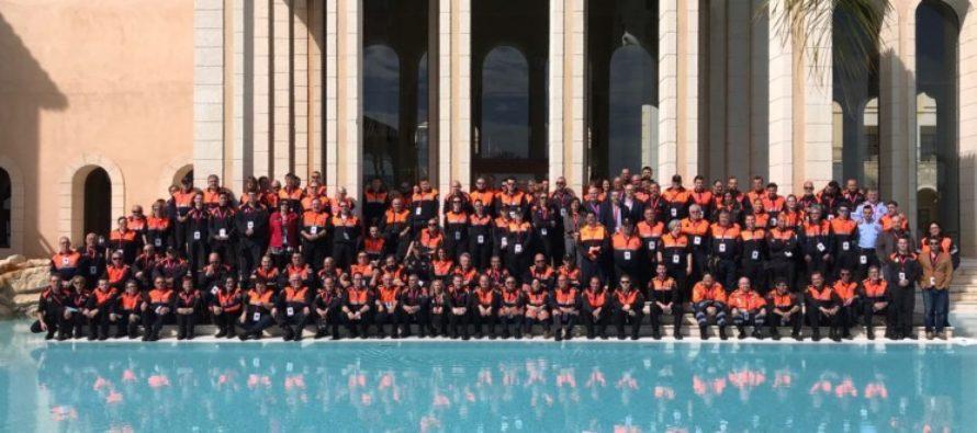 La Generalitat reúne en a cerca de 200 voluntarios de Protección Civil