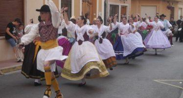 Trobada de Folklore a les comarques valencianes